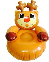 Suzi Deer Inflatable Chair (Brown)