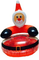 Suzi Santaclaus Inflatable Chair (Red)