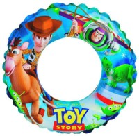 Intex Intex Toy Story Inflatable Swim Ring (Multicolor)