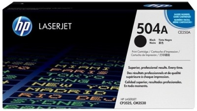 Buy HP Color LaserJet CE250A Black Print Cartridge: Inks & Toners