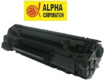 Alpha Corporation Computers HP 85A Black / CE285A