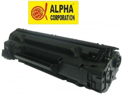 Alpha Corporation Computers HP 85A Black / CE285A