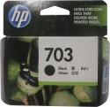 HP 703 Black Ink Cartridge: Inks & Toners