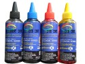 Gocolor Canon Premium High Quality Refill Ink Black Pigment & C/M/Y DYE INK Multicolor Ink (Black, Cyan, Magenta, Yellow)