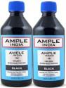 Ample India 200ML Compatible For Epson L100,L110,L200,L210,L300,L350,L355,L550,L555 Black Ink (Black)