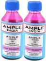 Ample India 100ml Compatible For Epson L100,L110,L200,L210,L300,L350,L355,L550,L555 Light Magenta Ink (Light Magenta)