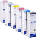 Epson Epson L800 Ink Multicolor Ink (Black, Cyan, Magenta, Yellow, Light Cyan, Light Magenta)