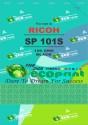 DDS For Ricoh SP 100,SP 200 ,SP 300 Black Toner (Black)
