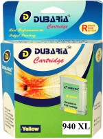 Dubaria 940XL / C4909AA Yellow Compatible