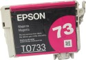 Epson Cartridge 73 (T1053) Original MAGENTA Ink (MAGENTA)