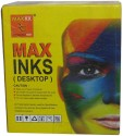 Max Sublimation Ink Set Of 600ML Black, Cyan, Magenta, Yellow, Light Cyan, Light Magenta Ink (Black, Cyan, Magenta, Yellow, Light Cyan, Light Magenta)