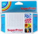 Super Print SP 818 Ink Cartridge - Black Black Ink (Black)