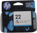 HP 22 Tricolor Ink Cartridge: Inks & Toners