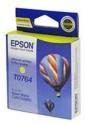 Epson Cartridge T0764 Original Yellow Ink (Yellow)