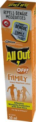 All Out Insect Repellents All Out Insect Repellent Lotion