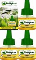 Vamsha Mos Fighter - Herbal Mosquito Repellent Vaporizer (Pack Of 3, 120 Ml)