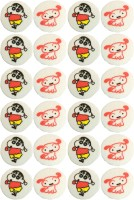 Shin Chan 24 Mosquito Repellant Patches (Pack Of 24)