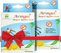 Aringel Herbal Mosquito Repellent Patch 50 Pcs 2 Pack (Pack Of 100)