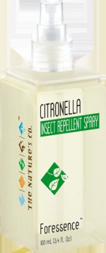 The Nature's Co Insect Repellents The Nature's Co Citronella Insect Repellent