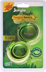 Jungle Magic Insect Repellents Jungle Magic Mosquito Banditz Froggy