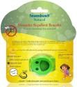 Healthbuddy Natural Mosquito Repellent Bracelet Green - Pack Of 1, 1 Bracelet