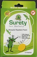 Surety For Safety Mosquito Repellent Patch (Pack Of 20, 100 G)