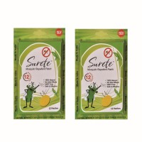 Surete Mosquito Patch (Pack Of 2, 0.36 G)