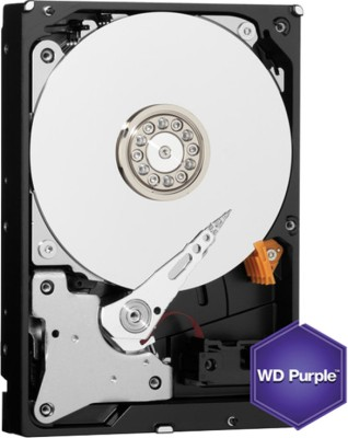 WD Purple (WD10PURX) 1TB Internal Hard Disk
