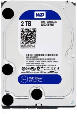 (WD20EZRZ) 2 Tb Desktop Internal Hard Disk