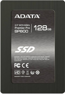 Adata Premier Pro SP600 128GB SSD Internal Hard Drive