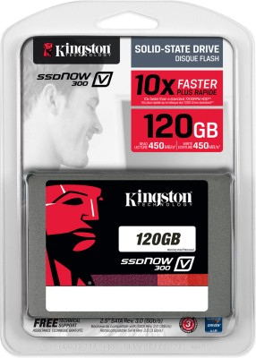 Kingston SSDNow V300 (SV300S37A/120G) 120GB Internal Hard Drive