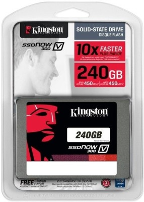 Kingston SSDNow V300 (SV300S37A/240G) 240GB Internal Hard Drive