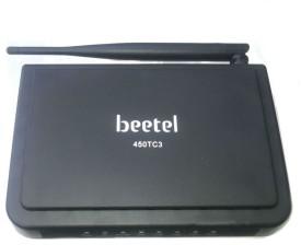 Beetel Adsl2 + Router 450TC3 PCI Internal Modem
