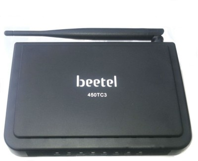 Beetel Adsl2 + Router
