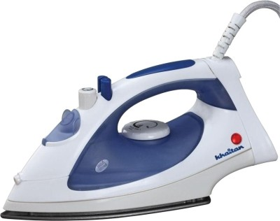 Khaitan KSC 222 1300 W Steam Iron (White & Blue)