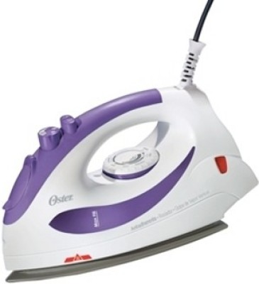 Oster 5106-449 Steam Iron (White & Purple)