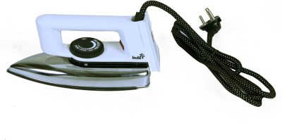 Indo POPULAR Dry Iron (SIVER, White)