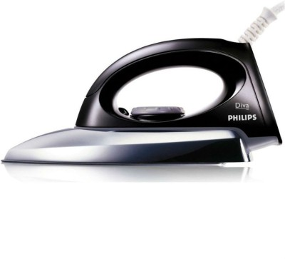 Philips gc 83 Dry Iron (Black)