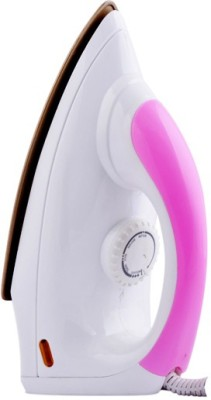 United Magic Isi Mark Dry Iron (White, Pink)