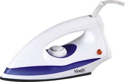 Magic Surya P-403 Dry Iron (White)