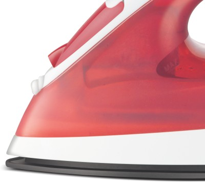 bajaj majesty mx5 Steam Iron (red)