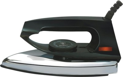 Happy Home Regular Dry Iron Black