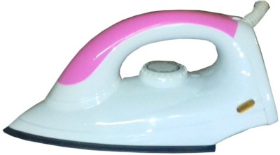 BAJAJ VACCO Civic - IV Light Weight Auto Dry Iron White