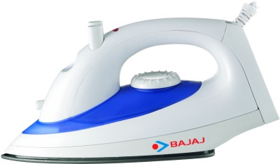 Bajaj MX 2 1200 W Steam Iron (White & Blue)
