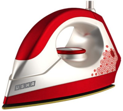 Usha El 3302 Dry Iron (Red)