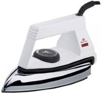 Bajaj Platini PX 22I 1000-Watt Dry Iron (White, Silver)