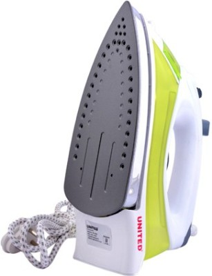 United SW-3088E ISI Mark Steam Iron (White & Green)