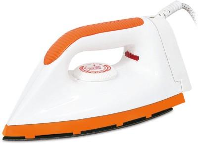 Tefon Victoria Dry Iron (White&Orange)