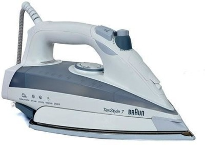 Braun TS 735 TP Steam Iron (blue, white)