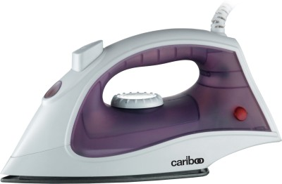 Cariboo CBX 6 Steam Iron (Purple)